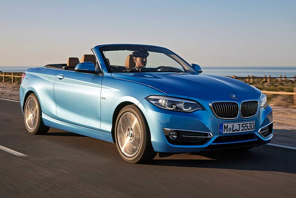 2019 BMW 2 Series: New Car Review featured image large thumb1
