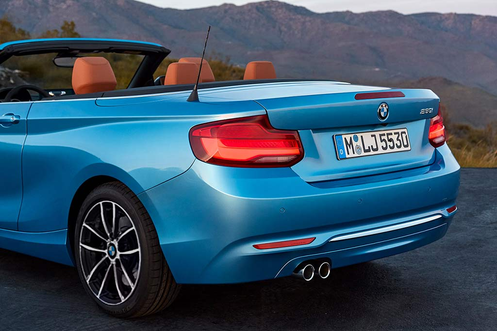 2019 BMW 2 Series: New Car Review featured image large thumb6