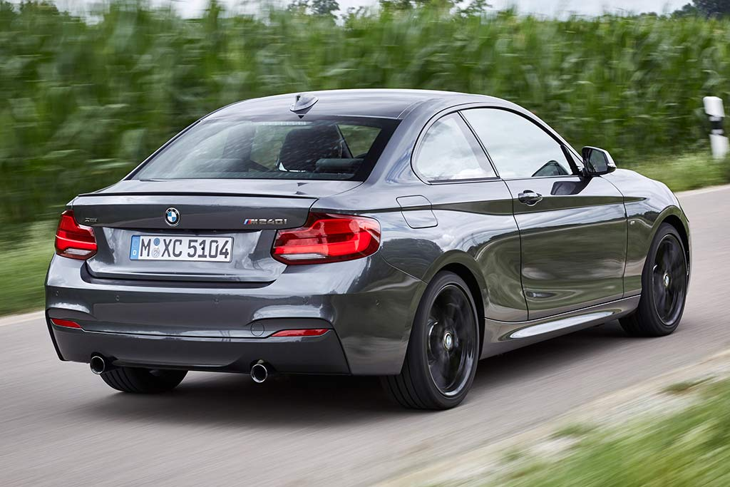 2019 BMW 2 Series: New Car Review featured image large thumb3