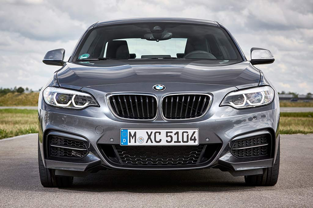 2019 BMW 2 Series: New Car Review featured image large thumb2