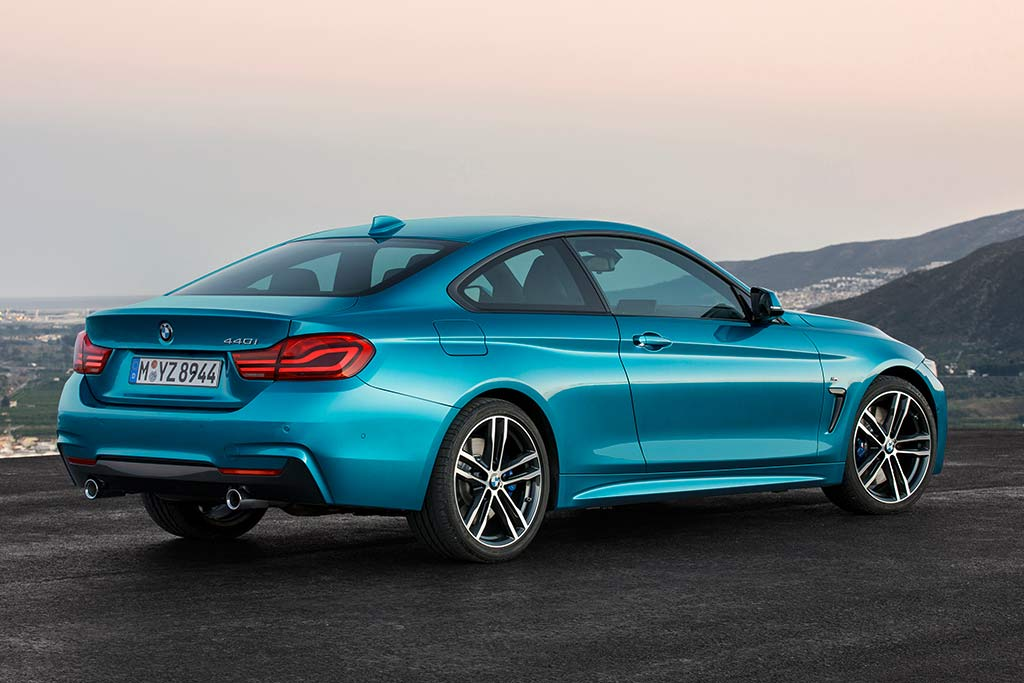 2019 BMW 4 Series: New Car Review featured image large thumb3