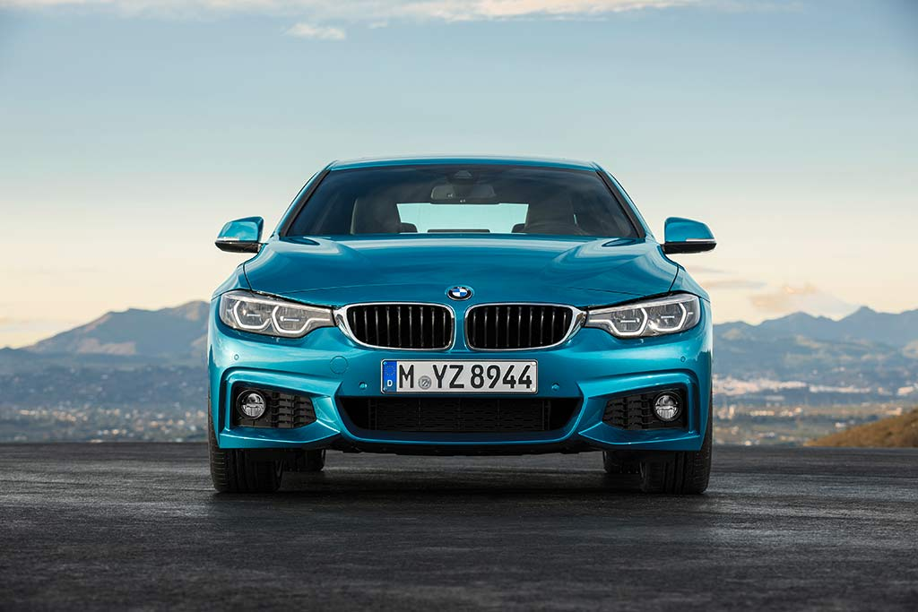 2019 BMW 4 Series: New Car Review featured image large thumb2