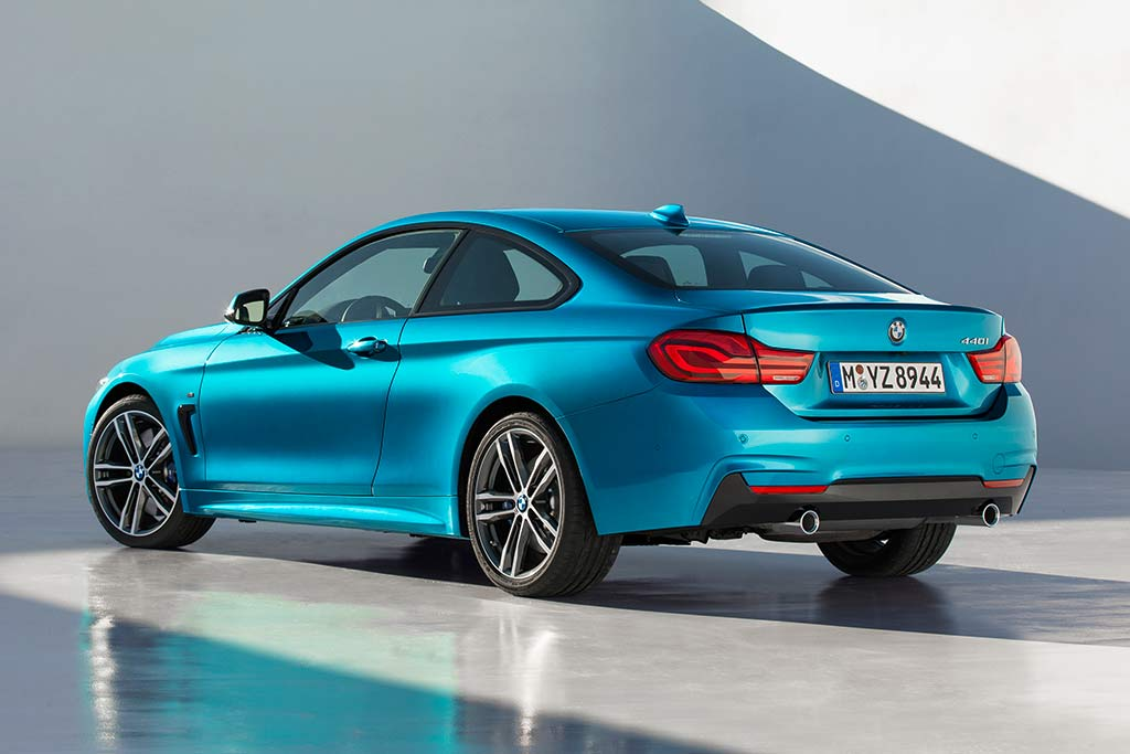 2019 BMW 4 Series: New Car Review featured image large thumb1