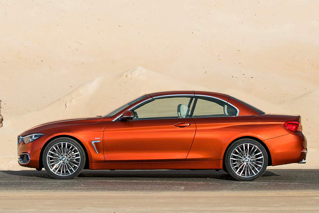 2019 BMW 4 Series: New Car Review featured image large thumb4