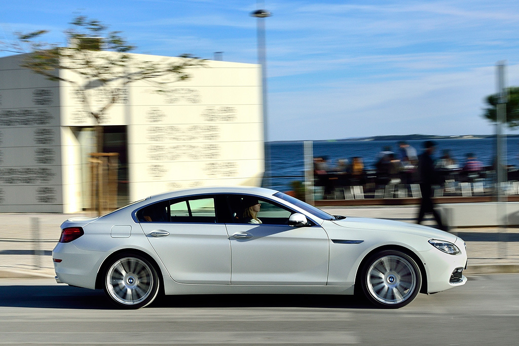 2018 BMW 6 Series Gran Coupe: New Car Review featured image large thumb2