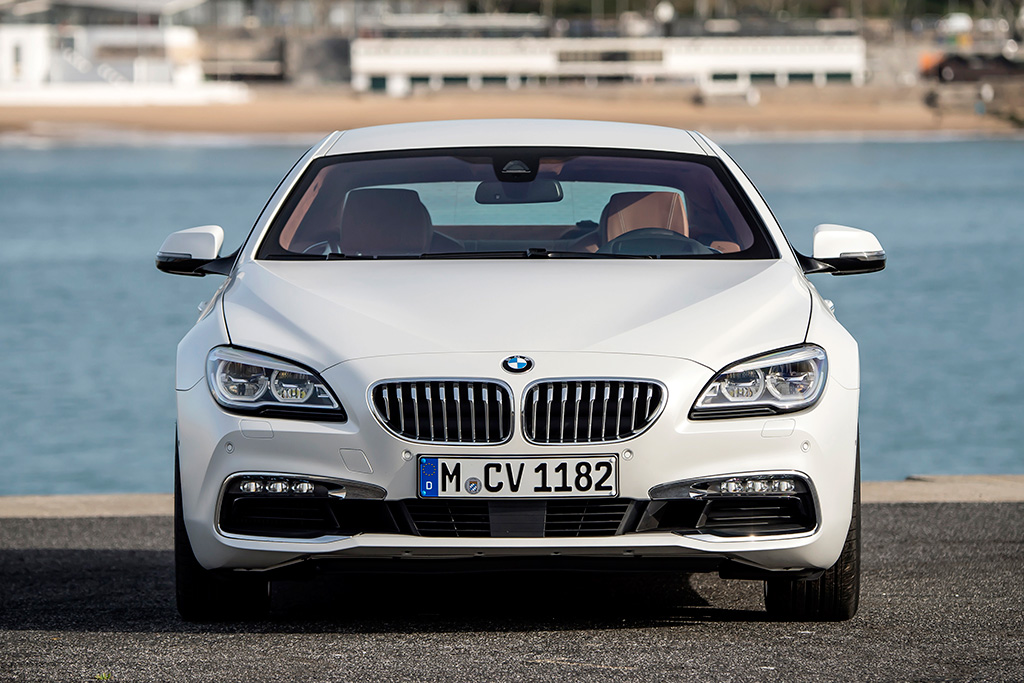 2018 BMW 6 Series Gran Coupe: New Car Review featured image large thumb1