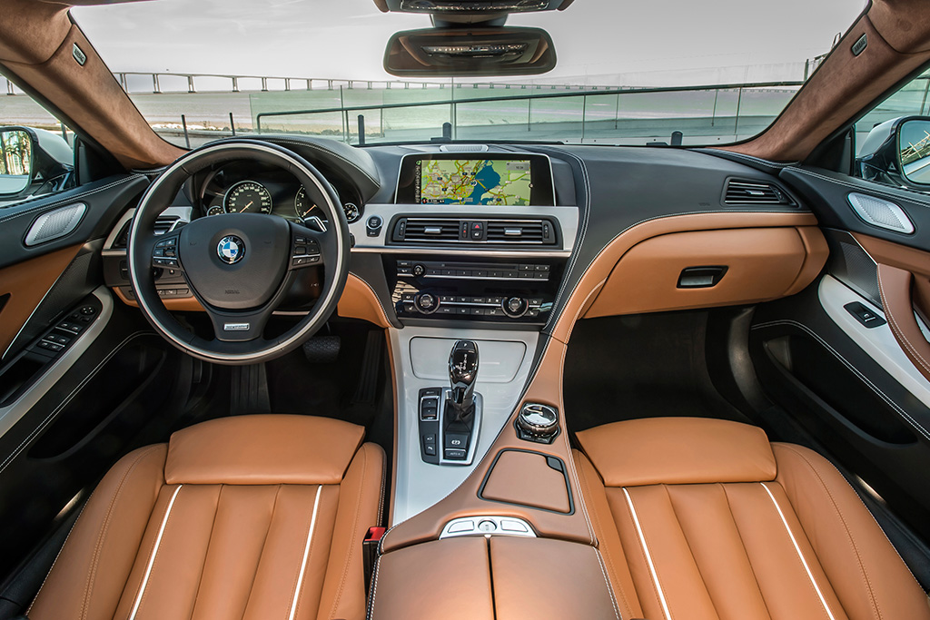 2018 BMW 6 Series Gran Coupe: New Car Review featured image large thumb5