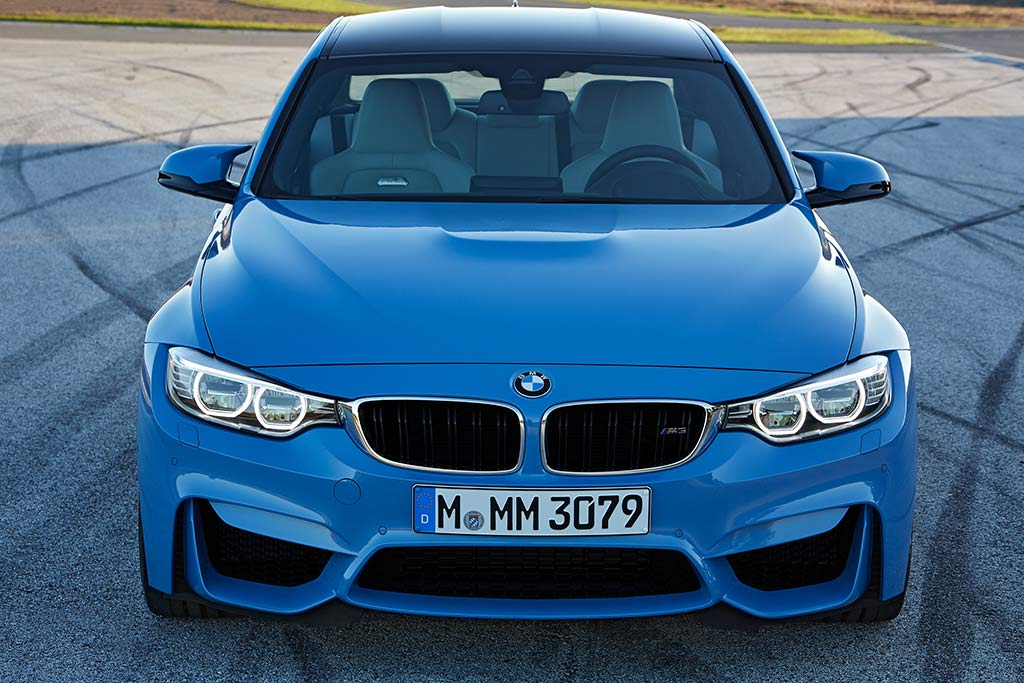 2018 BMW M3: New Car Review featured image large thumb1