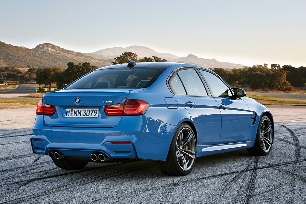 2018 Bmw M3 New Car Review Autotrader