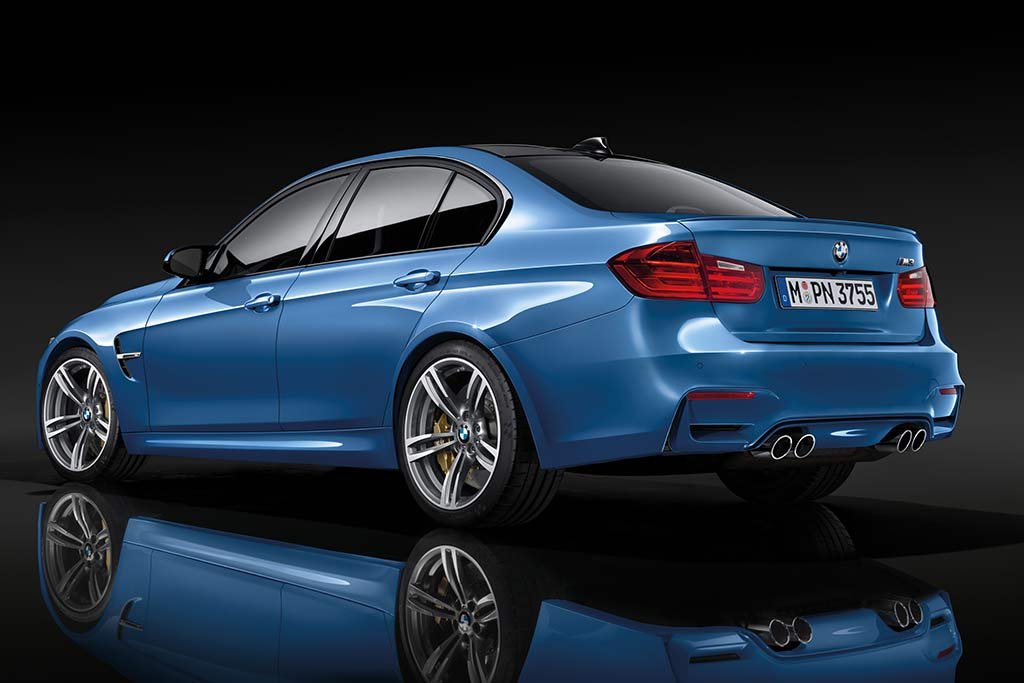 2018 BMW M3: New Car Review featured image large thumb3