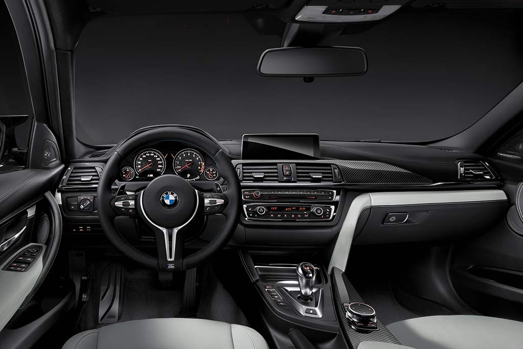 2018 BMW M3: New Car Review featured image large thumb6