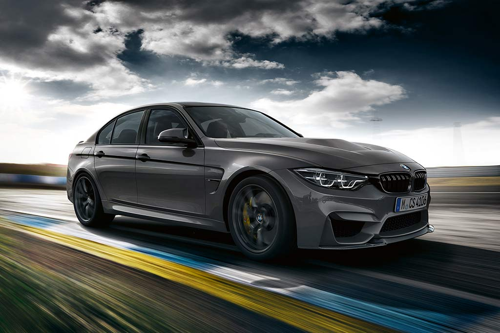 2018 BMW M3: New Car Review featured image large thumb5