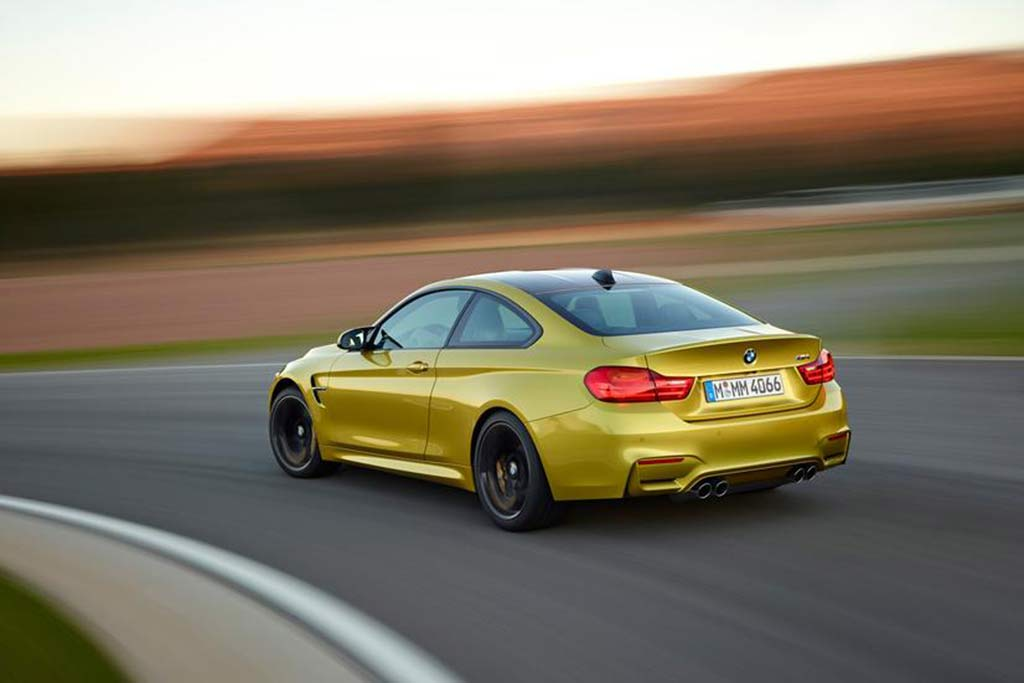 2018 BMW M4: New Car Review featured image large thumb1