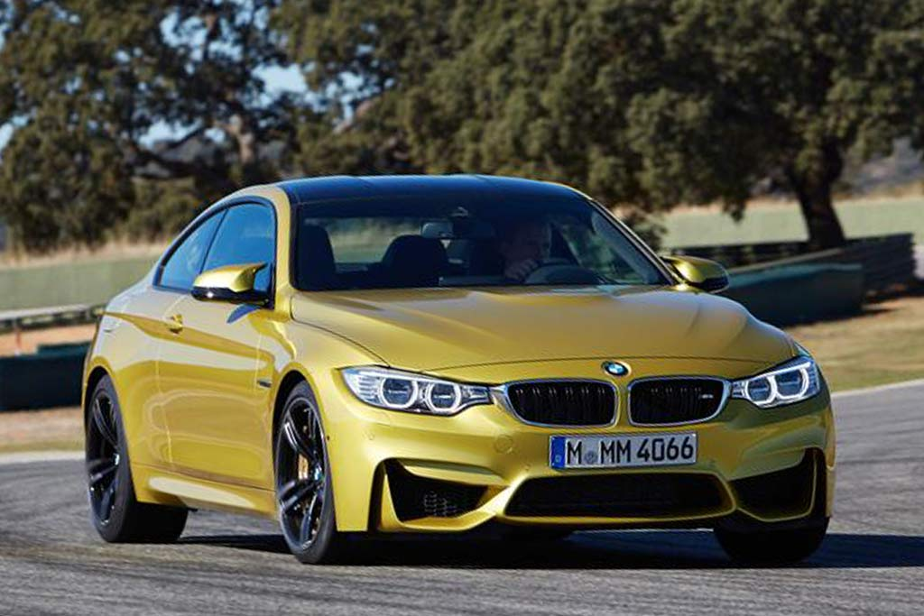 2018 Bmw M4 New Car Review Autotrader