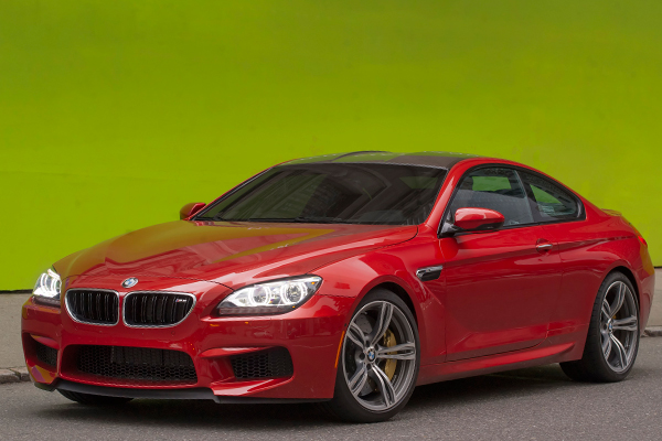 2018 BMW M6: New Car Review featured image large thumb1