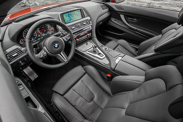 2018 BMW M6: New Car Review featured image large thumb2