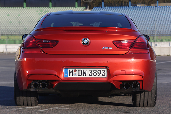 2018 BMW M6: New Car Review featured image large thumb6