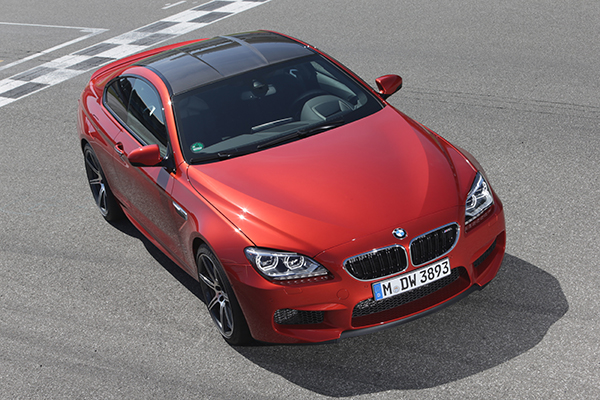 2018 BMW M6: New Car Review featured image large thumb0