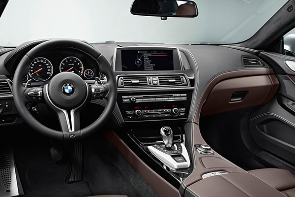 2018 BMW M6 Gran Coupe: New Car Review featured image large thumb5