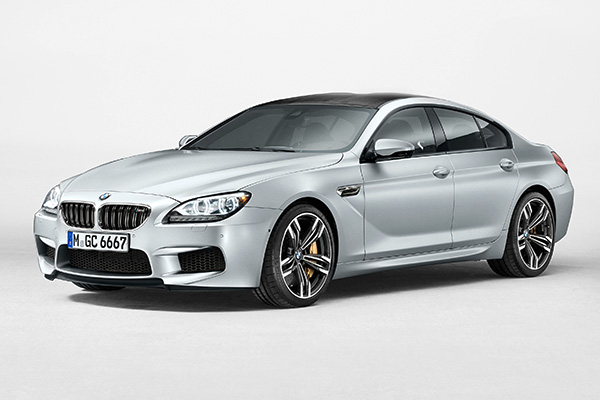 2018 BMW M6 Gran Coupe: New Car Review featured image large thumb1