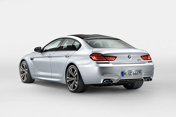 2018 BMW M6 Gran Coupe: New Car Review featured image large thumb4