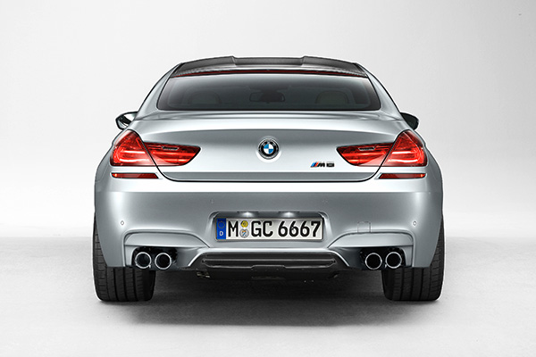 2018 BMW M6 Gran Coupe: New Car Review featured image large thumb2
