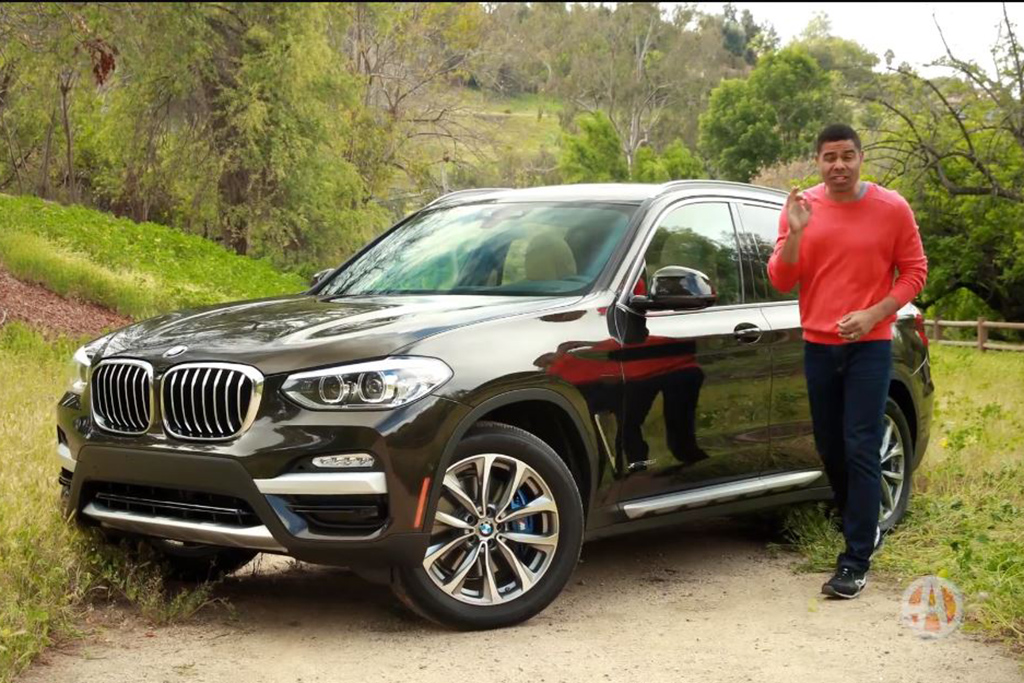 Video | 2018 BMW X3: 90-Second Stats featured image large thumb1