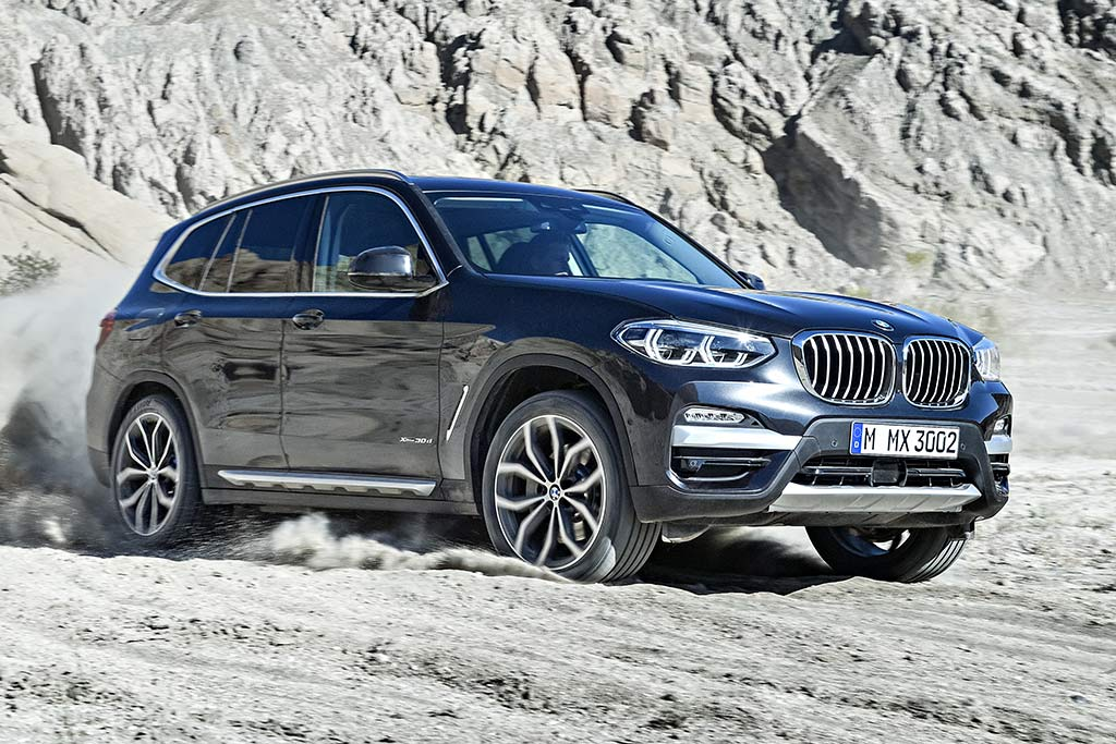 2019 BMW X3: New Car Review featured image large thumb0