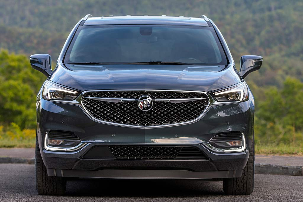 2018 Buick Enclave Avenir: Real World Review featured image large thumb4