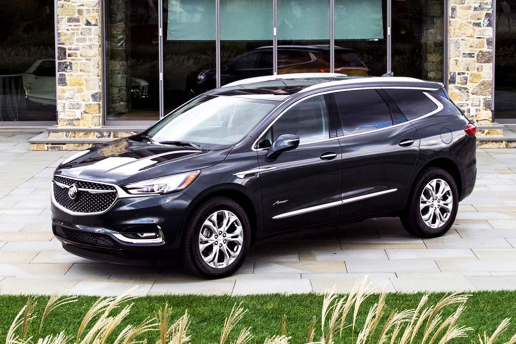 2018 Buick Enclave Avenir: Real World Review featured image large thumb3