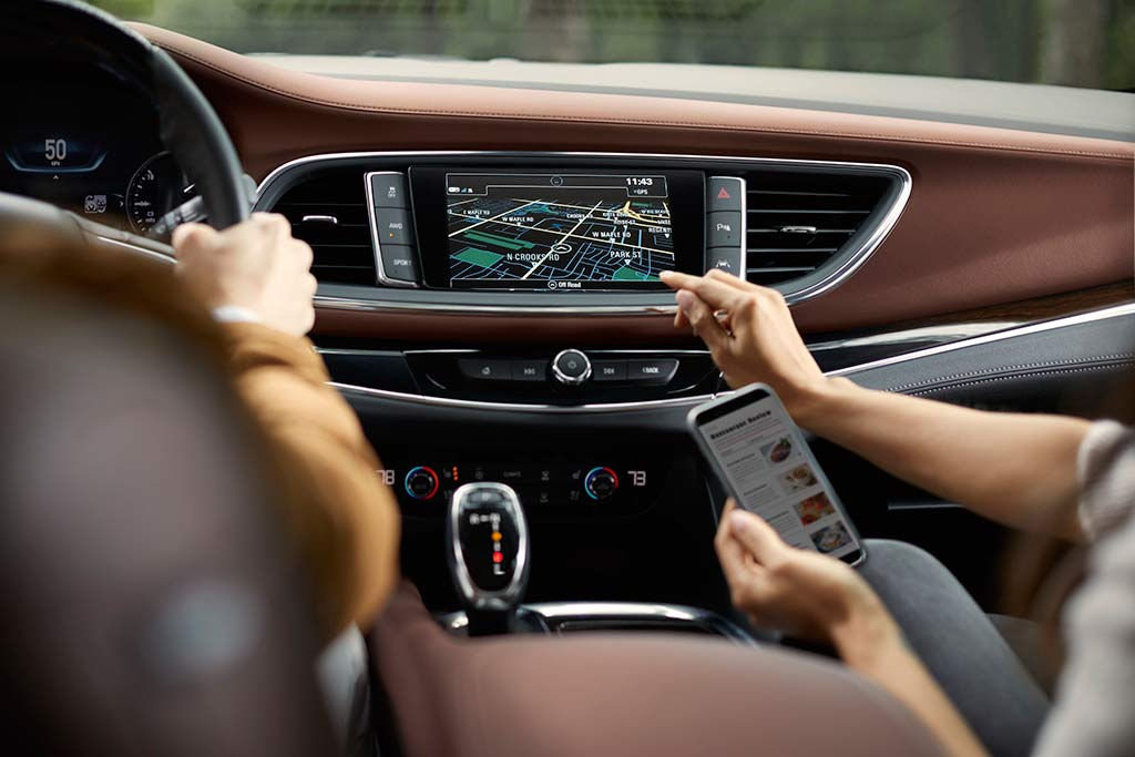 2018 Buick Enclave Avenir: Real World Review featured image large thumb2