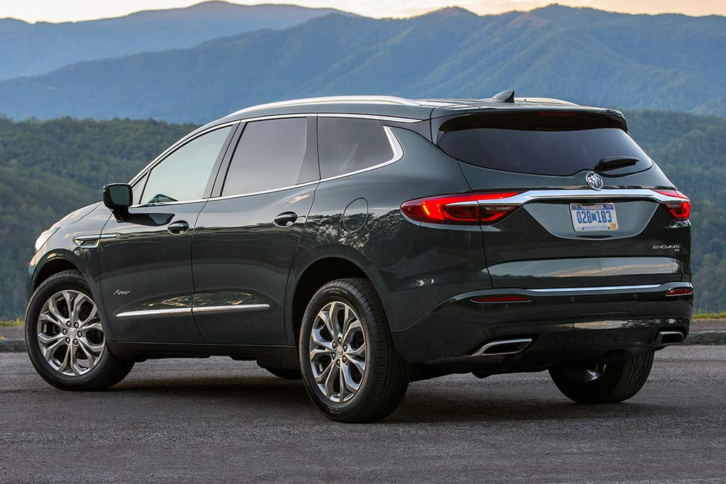 2018 Buick Enclave Avenir: Real World Review featured image large thumb0