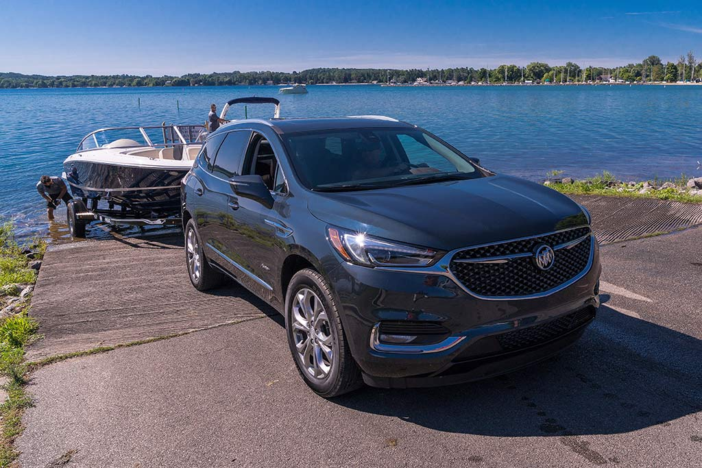 2018 Buick Enclave Avenir: Real World Review featured image large thumb5