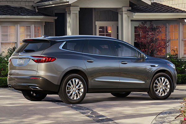 2019 Buick Enclave: New Car Review featured image large thumb4