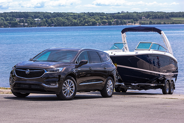 2019 Buick Enclave: New Car Review featured image large thumb1