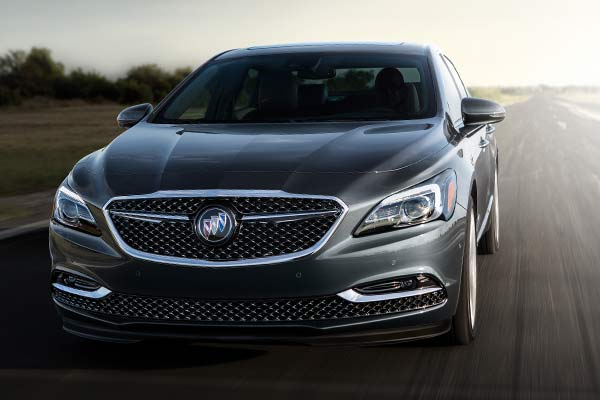 2018 Buick LaCrosse Avenir: First Drive Review featured image large thumb0