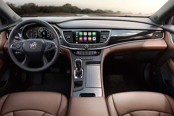 2018 Buick LaCrosse Avenir: First Drive Review featured image large thumb4