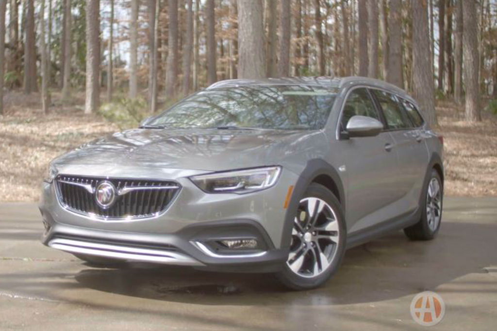 Video | 2018 Buick Regal TourX: Real World Review featured image large thumb1