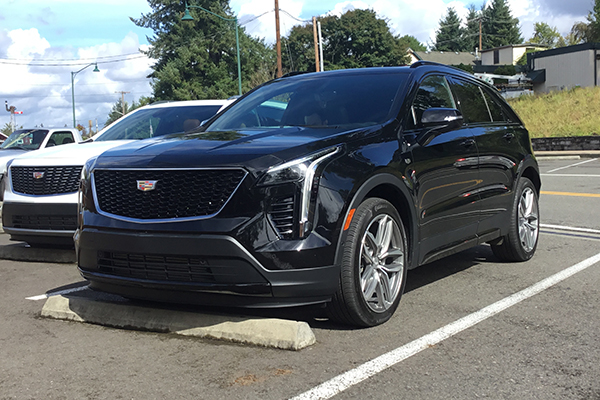 2019 Cadillac XT4: First Drive Review featured image large thumb12