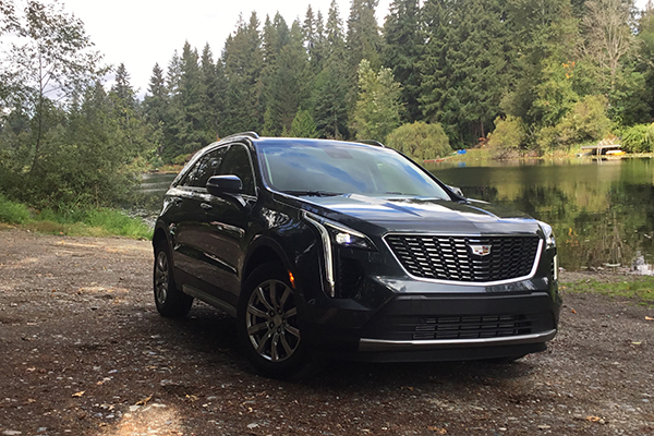 2019 Cadillac XT4: First Drive Review featured image large thumb0