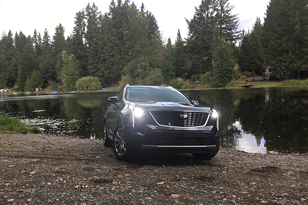 2019 Cadillac XT4: First Drive Review featured image large thumb3