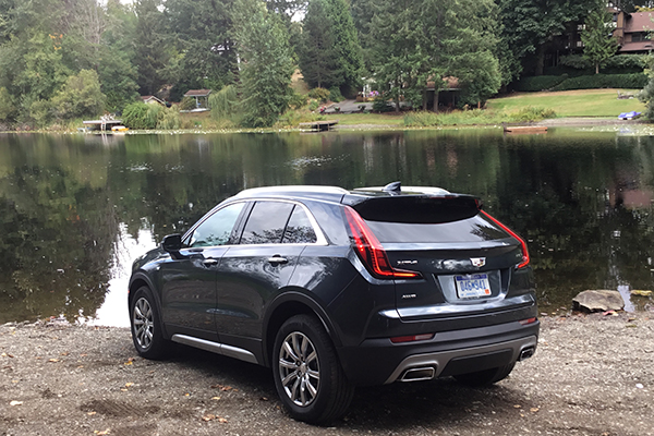 2019 Cadillac XT4: First Drive Review featured image large thumb1