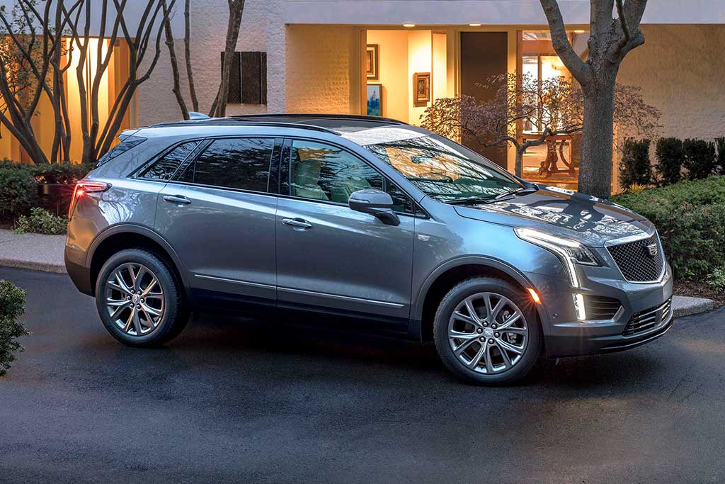 2020 Cadillac Xt5 Review Autotrader