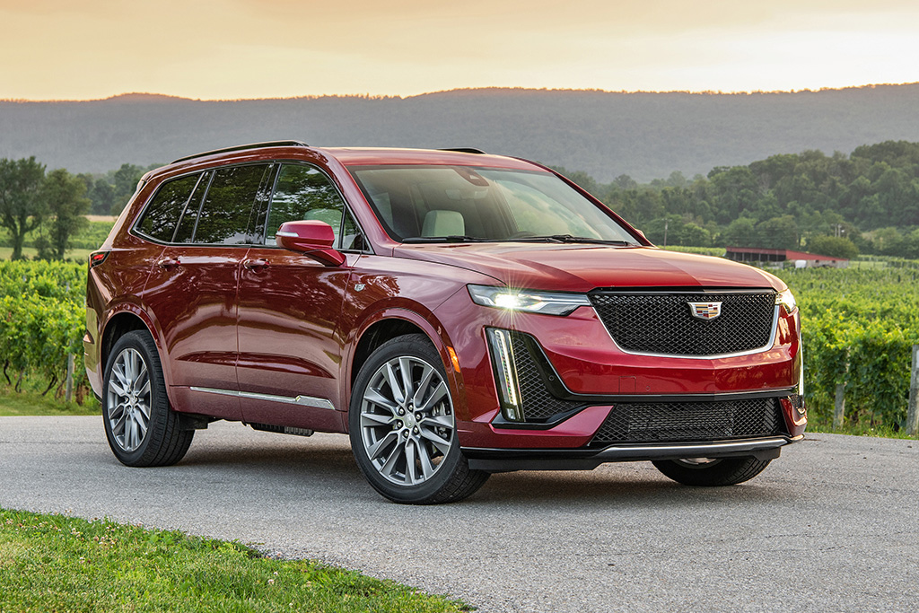 2020 Cadillac XT6 Review featured image large thumb3