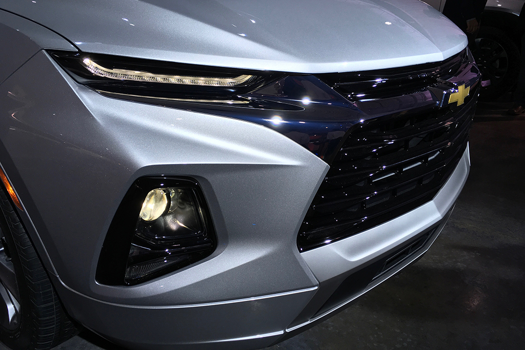 All-New 2019 Chevrolet Blazer Is Unveiled in Atlanta featured image large thumb4