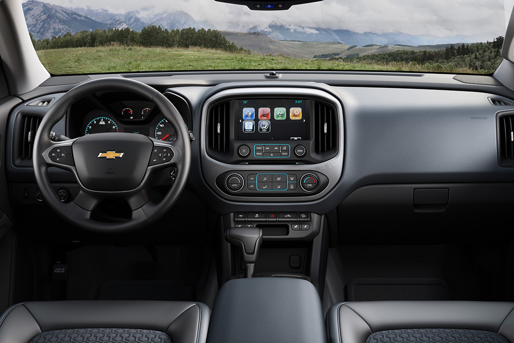2016 Chevrolet Colorado: Used Car Review featured image large thumb2