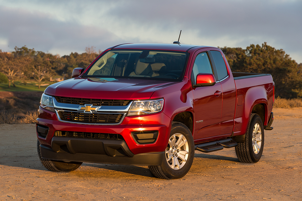 2016 Chevrolet Colorado: Used Car Review featured image large thumb0