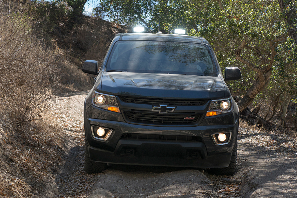 2016 Chevrolet Colorado: Used Car Review featured image large thumb6
