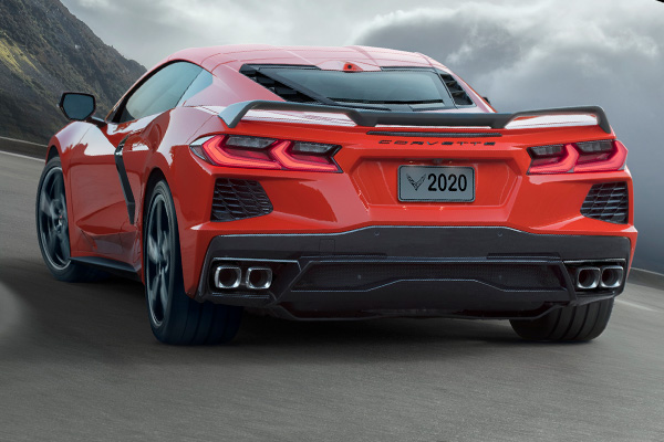 2020 Chevrolet Corvette First Look Autotrader