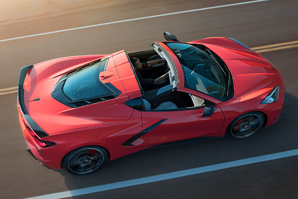 2020 Chevrolet Corvette: First Look featured image large thumb1